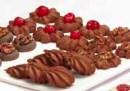 Masitas batidas de chocolate
