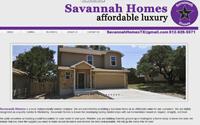 Savannah-Homes