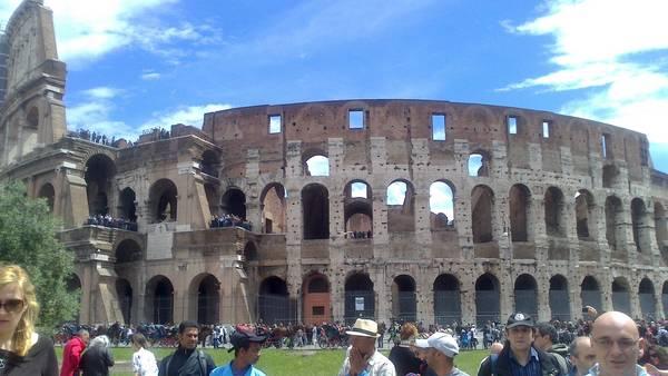 Les Cités du Soleil - Escale à Rome (2/6)