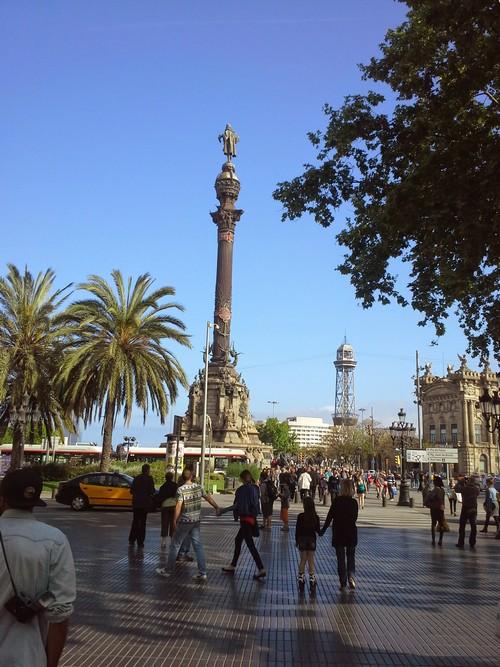 Costa Favolosa - Escale à Barcelone (5/6)