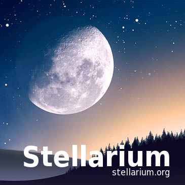 Stellarium planetarium program