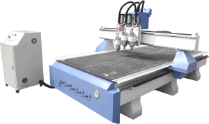 Máquina CNC Router MR1325-3C