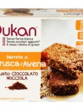 Barrette di Crusca d'Avena - Gusto Cioccolato e Nocciola