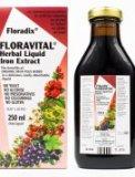 Floravital - Linfa di Erbe Ricca di Ferro