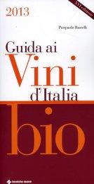 Guida Ai Vini d'Italia Bio 2013 - Libro