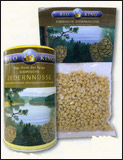 Pinoli Biologici di Cedro Siberiano - Barattolo da 250 gr.