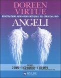 Angeli - Cofanetto - libro + Carte + 2 DVD + 2 CD