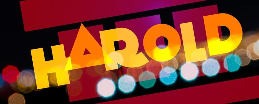 Harold Logo Impro Langform