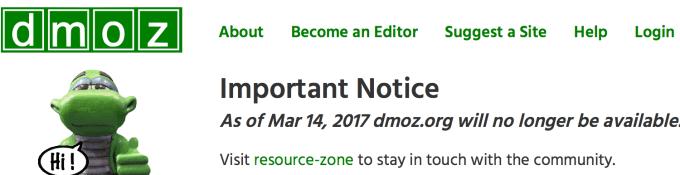 No more dome