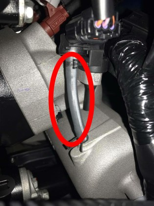 Yamaha blow off valve map sensor connection macsboost bov