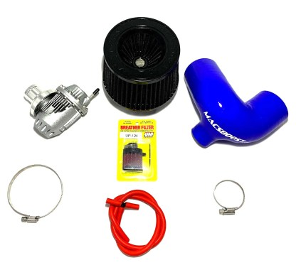 MACSBOOST YAMAHA STAGE 1 Kit