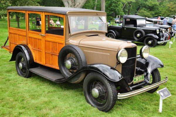 1932 Ford Station Wagon RF