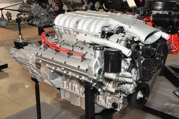 Corvette LT5 DOHC 32V V8