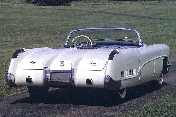 1953 Buick Wildcat rear