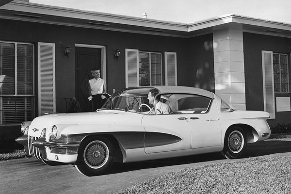 1955 Cadillac LaSalle II Sedan Motorama Dream Car