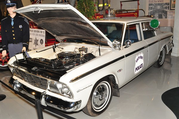 1964 Studebaker Pursuit Marshal police special