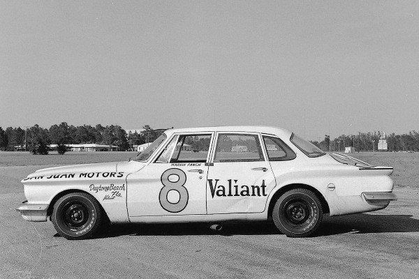 1961 Valiant Marvin Panch
