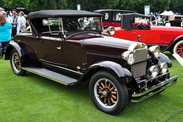 1927 Hudson Roadster by Murphy Eldon and Esta Hostetler
