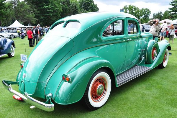 1934 Pierce-Arrow Silver Arrow Gordon Linkletter