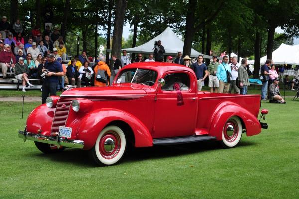 1937 Studebaker J5 Express Coupe Sheldon Rier