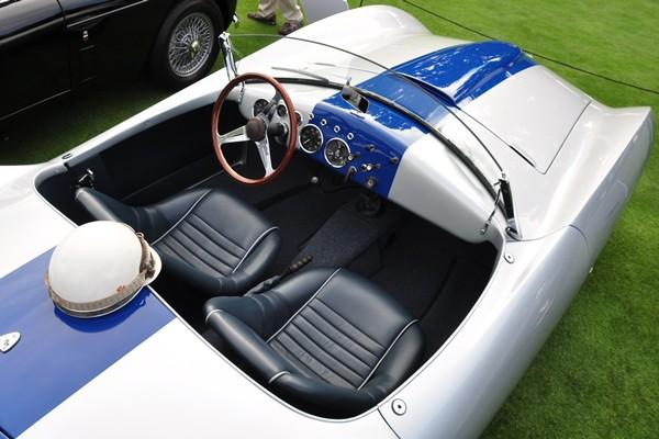 1954 Arnolt Bristol Bolide Convertible by Bertone Stanley Cryz