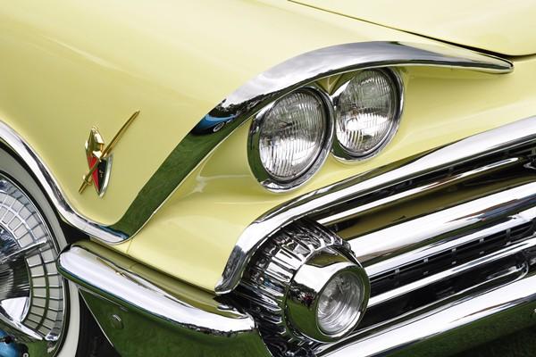 1959 Dodge Custom Royal Convertible Naif Maikol, Jr. headlamps