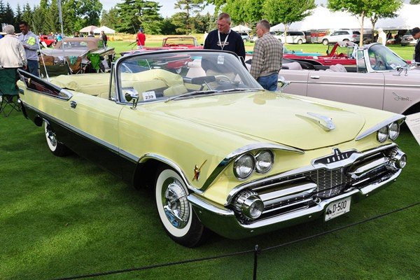 1959 Dodge Custom Royal Convertible Naif Makol Jr.
