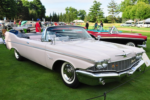 1960 Chrysler Imperial Crown Convertible Tom Gerrard