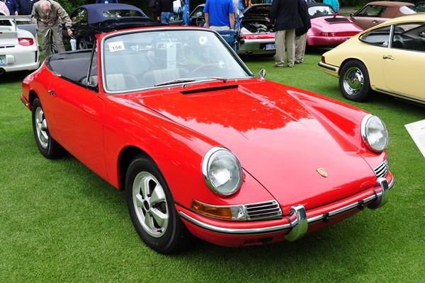1964 Porsche 911 Cabriolet Targa Prototype Myron and Kimberly Vernis