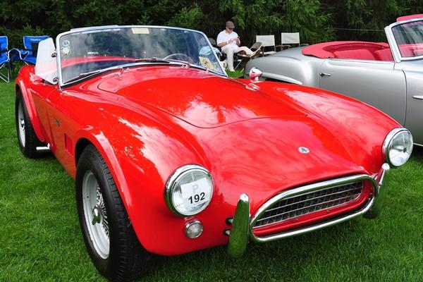 1964 Shelby American AC Cobra Todd and Gwynn Gifford