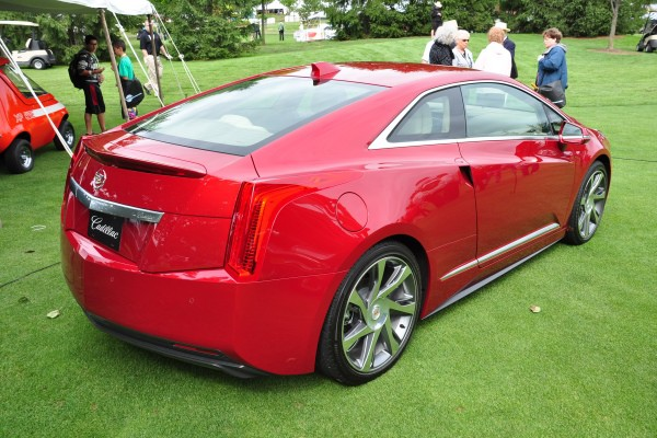 2014 Cadillac ELR Coupe General Motors