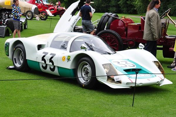 1966 Porshe 906 Millbrook Motorcars