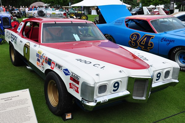 1969 Pontiac Grand Prix Roy Tyner NASCAR racer Keith Vrabec