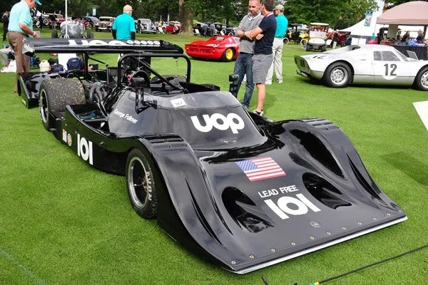 1974 Shadow DN4 Can-Am Jim Bartel