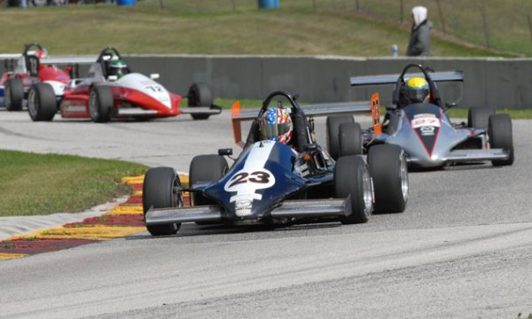 Darryl Wills Star Formula Mazda