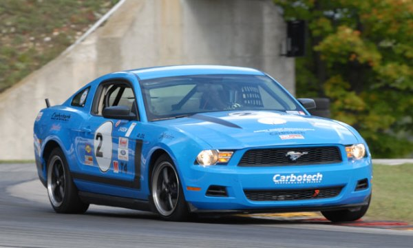 Michael Scomavacchi Touring 4 Mustang
