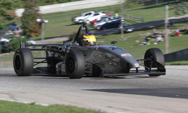 Peter Portante Formula Continental Van Diemen RF01 Ford