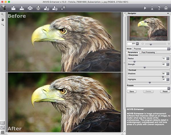 AKVIS Enhancer mac