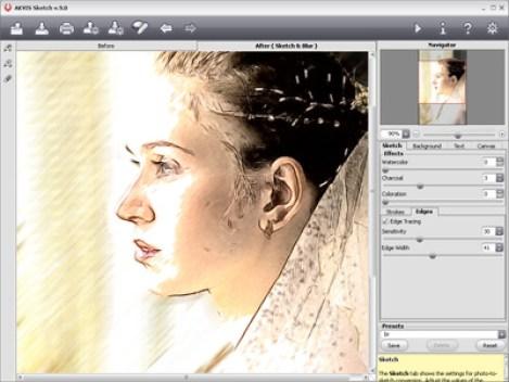 AKVIS Sketch mac