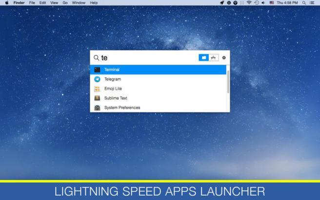 Launcher mac