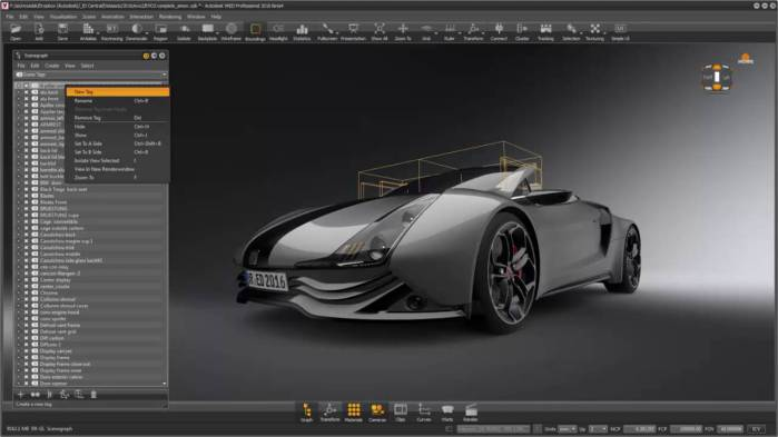 Autodesk VRED Professional mac