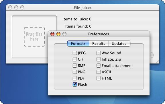 File Juicer mac