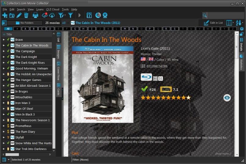 Movie Collector Pro mac