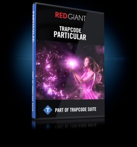 Red Giant Trapcode Particular