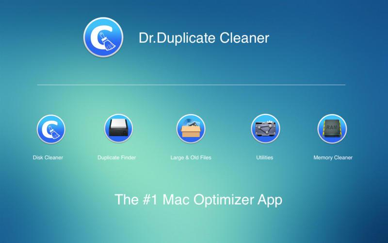 Dr. OS Disk Cleaner mac
