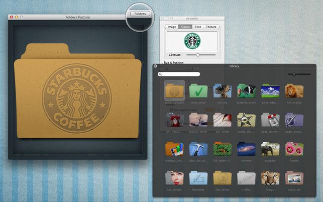 Folder Factory mac
