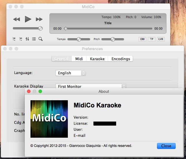 MidiCo mac