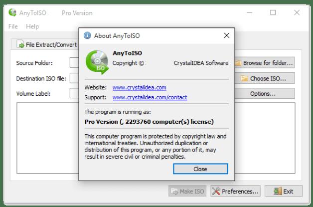 AnyToISO Pro mac