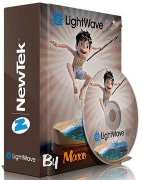 LightWave 3D mac