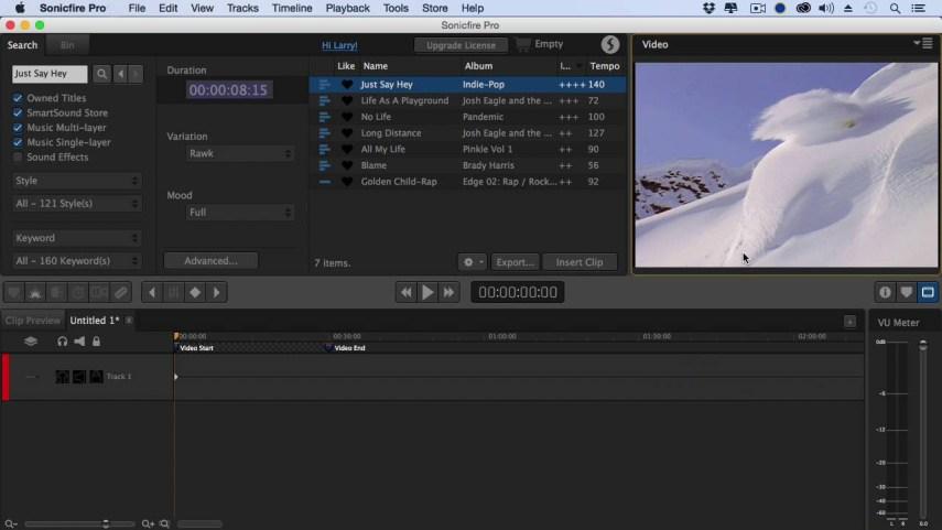 SmartSound SonicFire Pro mac